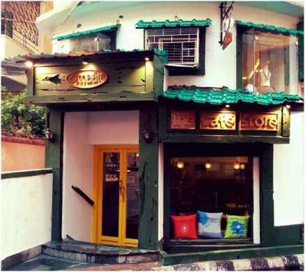 CAFÉS IN KOLKATA