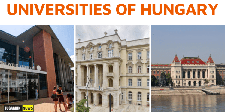 Universities in Hungary