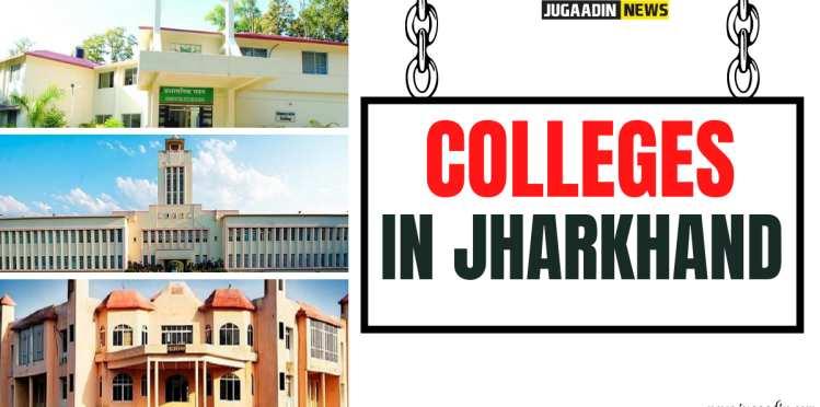 JHARKHAND COLLEGES