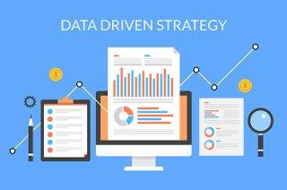 data-driven content