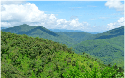Tourist Places to see in Mizoram