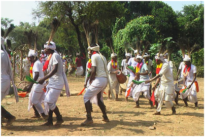 culture and tradition of Jharkhand