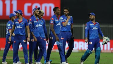 IPL 2020 UPDATES: DELHI CAPITALS DEFEAT RAJASTHAN ROYALS BY 46 RUNS