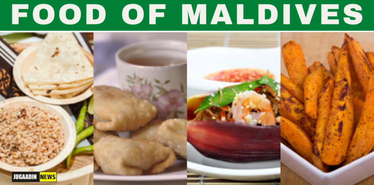 Food of Maldives