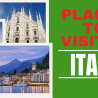 Places to see in Italy