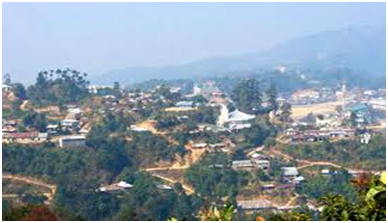 Major cities for Tourism in Manipur