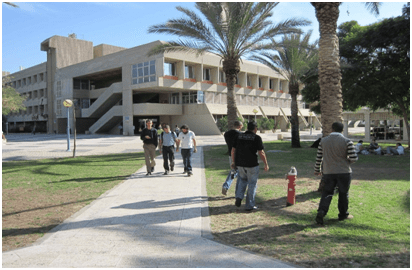 universities of Israel