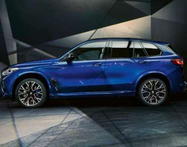 BMW-X5-M competition