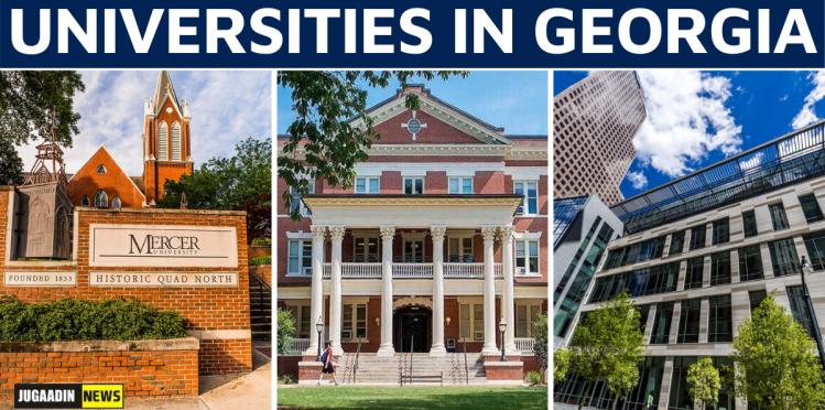 Top Universities in Georgia