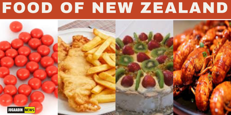 dishes in New zealand