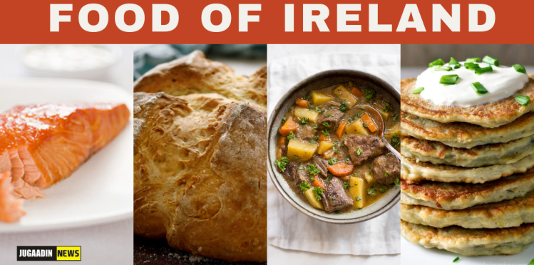food of Ireland