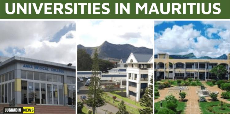 Universities in Mauritius