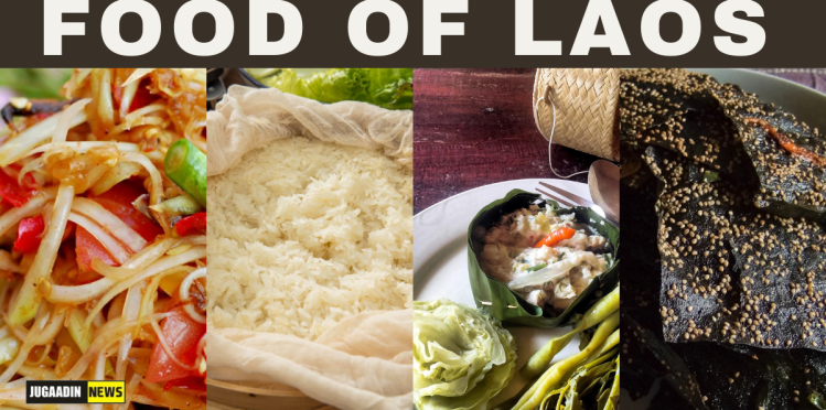 Food of Laos