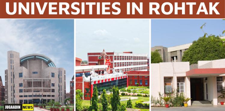 universities in Rohtak