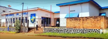 university in the Democratic Republic of the Congo