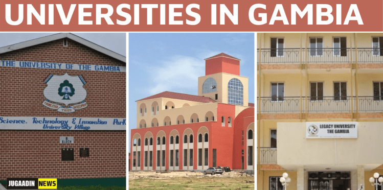 universities in the Gambia