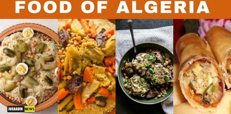 Food of Algeria