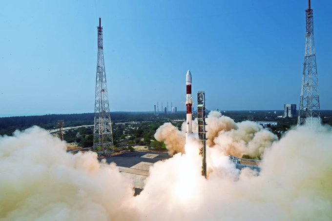 ISRO PSLV C51 Amazonia Mission