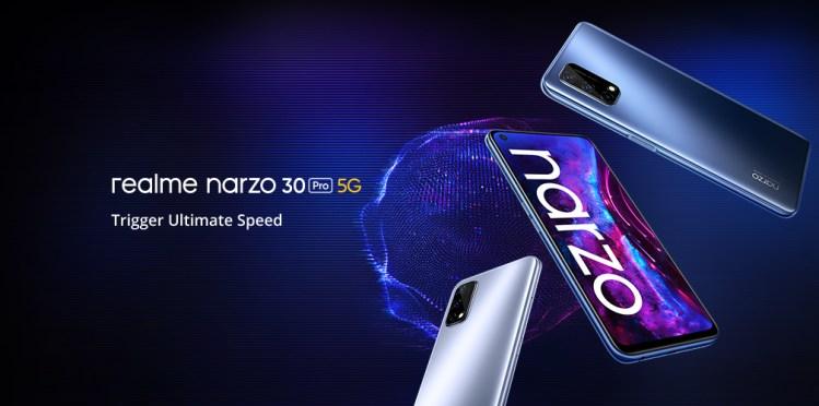 Realme Narzo Pro 5G and Realme Narzo 30A