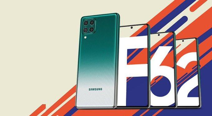 Samsung Galaxy F62 Price