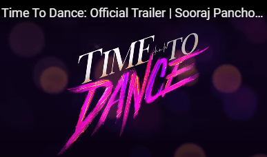 time to dance official trailer