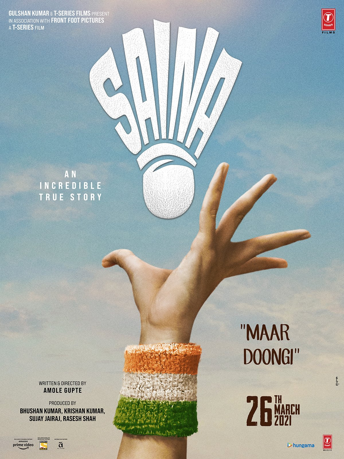 Saina Movie