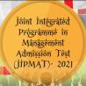 JIPMAT 2021 Registration