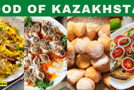 FOOD OF KAZAKHSTAN