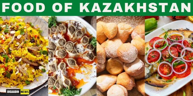 FOOD OF KAZAKHSTAN