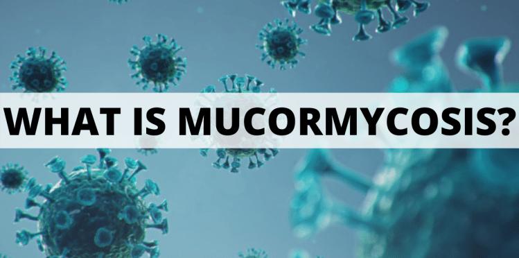 Mucormycosis Black fungus