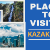 Places to visit in Kazakhstan