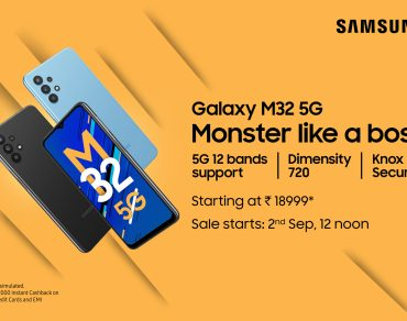 Galaxy M32 5G features