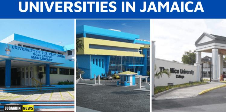 universities in Jamaica