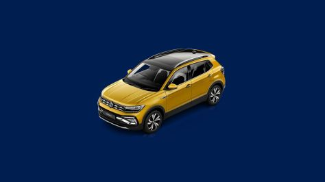 Volkswagon Taigun Launched in India