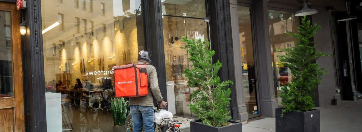 DoorDash Files Lawsuit Against New York City Over Law Requiring Data Sharing With Restaurants