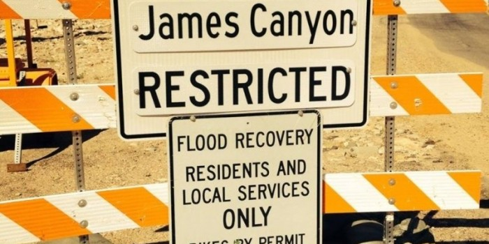 Jamestown One Year After the Flood