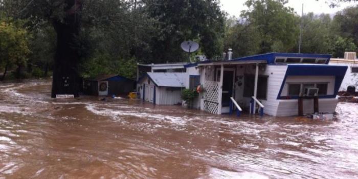 After the Flood: Restoring Communities