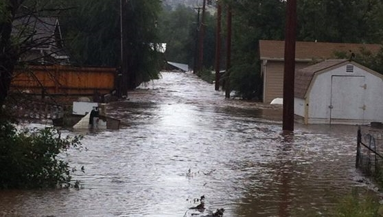 One Year Later: Remembering the 2013 Flood