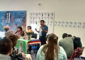 Ayotzinapa Caravana