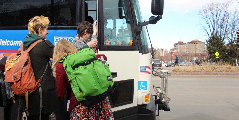 Exploring Bus Rapid Transit Between Longmont and Boulder