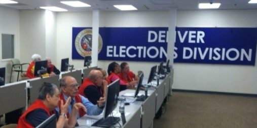 Denver Municipal Elections 2015
