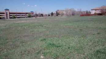 This almost 9 acre parcel of land just off Highway 36 just north of Denver will be home to 65 single family detached houses. This is one of the last undeveloped parcels of land in city limits, and unlike older developments, it will have a lot less lawn.
