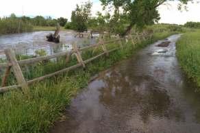 South Boulder Creek High Water