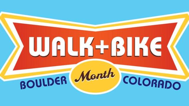 walk bike month