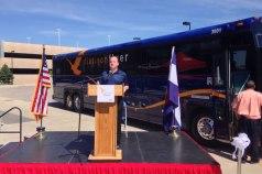 Flatiron Flyer Bus