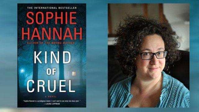 Sophie Hannah Kind of Cruel