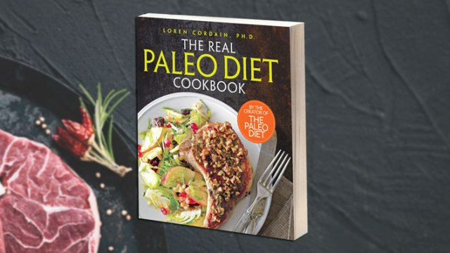 Real Paleo Cookbook