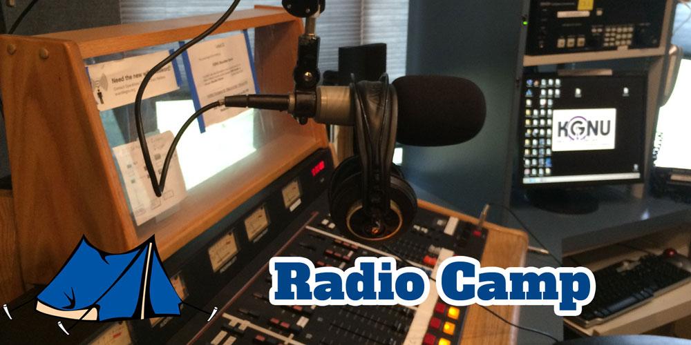 Teen Radio Camps