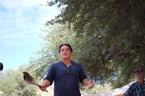 oak flat james ybarra
