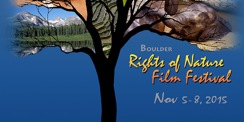 Boulder Rights of Nature Film Festival